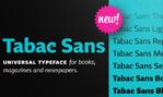 Náhled: Type Specimen for iPad