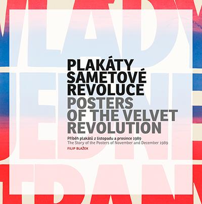 Plakáty sametové revoluce (obálka)
