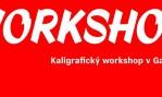 Náhled: CZECHDESIGN pořádá kaligrafický workshop